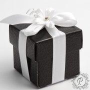 Black Pelle Cube Corpercio