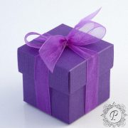 Cadbury Purple Cube Corperchio