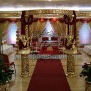 Gold Ashika Mandap