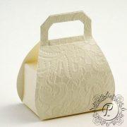 Ivory Macrame Handbag