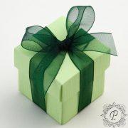 Lime Green Cube Corpercio