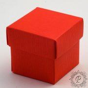 Red Cube Corperchio